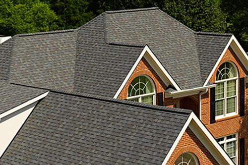 Portland Northwest Roof On House